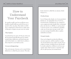 stuff every graduate should know a handbook for real world