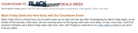 black friday liggtning deals video games amazon brace yourselves for amazon u0027s big holiday blowout readwrite
