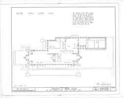 Av Jennings House Floor Plans Arthur Heurtley House Plan House Interior