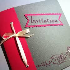 mariage gris que faire faire part de mariage invitation mariage gris et framboise avec