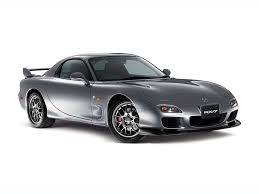 the 1995 mazda rx 7 spirit r a spec one in a million