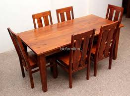 Six Seater Dining Table And Chairs Six Seater Dining Table And Chairs Modern Home Design