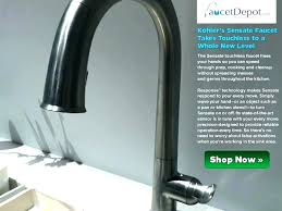 touchless kitchen faucet best touchless kitchen faucet touch kitchen faucet best kitchen