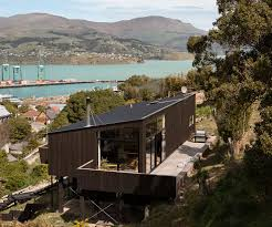 steep hillside house plans the lyttelton home that took 10 years to come to life