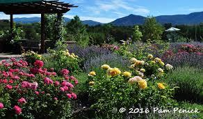 Colorado Botanical Gardens High Desert In Bloom At Santa Fe Botanical Garden Digging