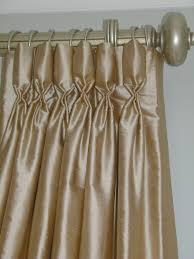 French Pleat Curtain Maison Decor Goblet Pleat Draperies