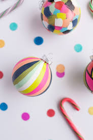 tell diy painted ornaments tell and