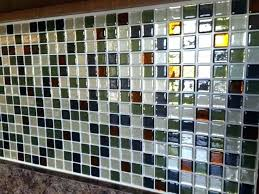 self stick kitchen backsplash tiles home depot peel and stick wall tile in w x in h peel and stick self
