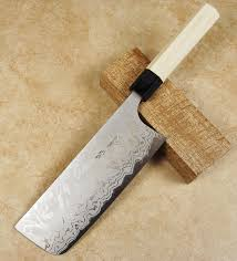 Ken Onion Kitchen Knives Masakage Shimo Nakiri 165mm