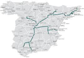 Cordoba Spain Map by Map Cordoba Spain Train Station