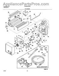 frigidaire 5303918277 replacement icemaker appliancepartspros com