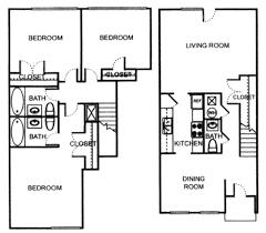 square floor plans atlanta ga apartment colonial square floorplans