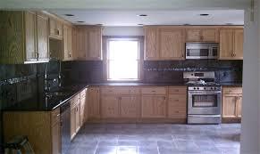 kitchen floor idea kitchen floor ideas with oak cabinets joze co