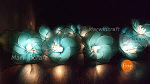 blue string lights for bedroom 20 blue string lights rain lilly flower fairy lights bedroom