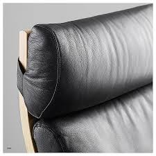 nourrir cuir canapé nourrir canapé cuir po ng fauteuil plaqué bouleau smidig noir