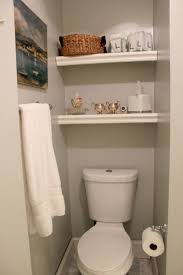 Small Basement Bathroom Ideas by 31 Best Over Toilet Storage Images On Pinterest Bathroom Ideas