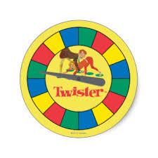 Twister Duvet Set Twister Stickers Zazzle