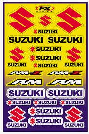 universal graphics kit suzuki 19 55