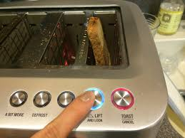 Toaster With Clear Sides My Toaster Has A