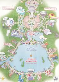 Epcot World Showcase Map Samsdisneydiary Episode 40 Epcot Food And Wine Festival 4
