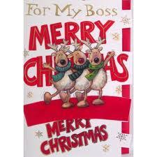 10 best christmas cards for boss wooinfo