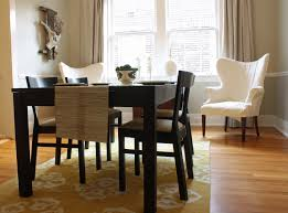 impressive rug dining room images ideas home design smart interior