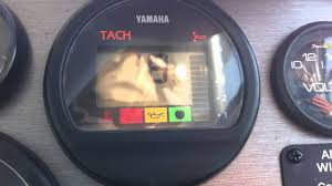 yamaha tach youtube