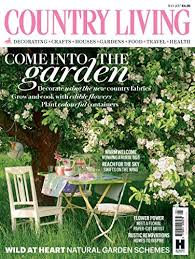 Country Living 500 Kitchen Ideas Country Living England Amazon Com Magazines