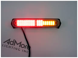 Red Led Light Bars by Admore High Output Premium Led Light Bar Revzilla