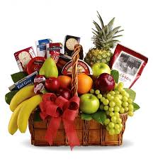 gourmet fruit baskets bon vivant gourmet basket food fruit baskets a gift