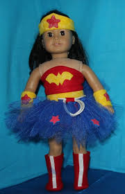 18 Doll Halloween Costumes 146 American Doll Super Hero Costumes Images