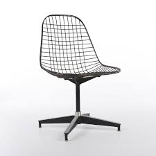 original herman miller eames pkc swivel contract chair 67838