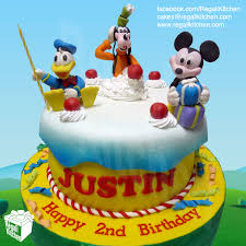 and friends cake mickey mouse and friends cake