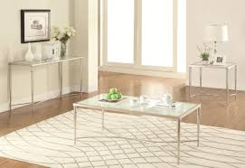Silver Sofa Table Silver Glass Coffee Table Steal A Sofa Furniture Outlet Los