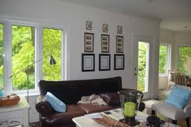 bigger windows maybe double french doors or floor to ceiling windows