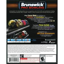 brunswick bowling ps4 walmart com