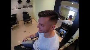 prohitbition haircut mens prohibition hair cut youtube