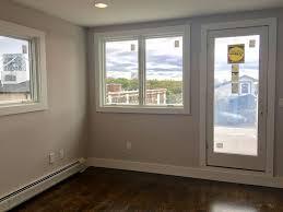 luxury vinyl plank in mid range apartment ferma flooring