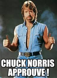 Meme Chuck Norris - chuck norris approuve chuck norris meme on memegen