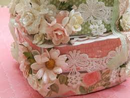 Shabby Chic Online Stores by Scrapdaworld Shabby Chic Birthday Cake Wild Orchid Crafts