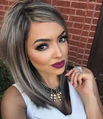 hair highlights and lowlights for older women best 25 gray highlights ideas on pinterest silver highlights