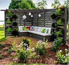 Landscaping Ideas For Backyard Privacy Uncategorized Outdoor Patio Privacy Screen In Best Backyard