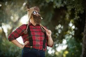 lumberjack costume easy diy costumes du clarion