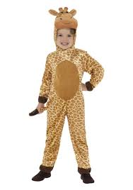 costume for kids giraffe kids costume
