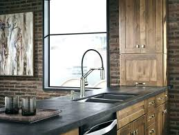 colored kitchen faucets pewter kitchen faucet pentaxitalia com
