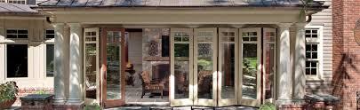 Folding Exterior Door Marvin Doors Bi Fold Multi Slide Lift And Slide Doors Doors
