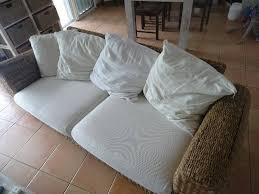 canapé jonc de mer annonce meubles et décoration parc de la baie