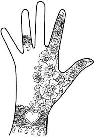 pakistani girls mehndi design doodles pinterest mehndi