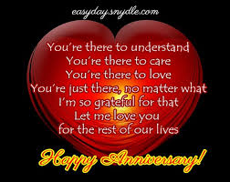 New Wedding Anniversary Message To Marriage Anniversary Wishes And Messages Easyday