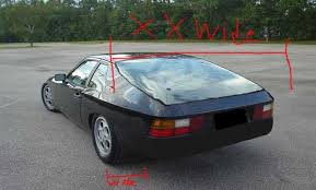 porsche 944 fender flares vwvortex com porsche 944 look alikes err name that car